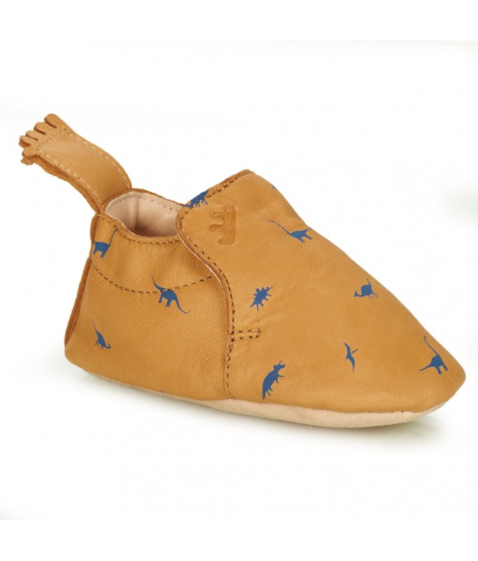 Chaussons Blumoo - Dinos - 0 / 6 mois