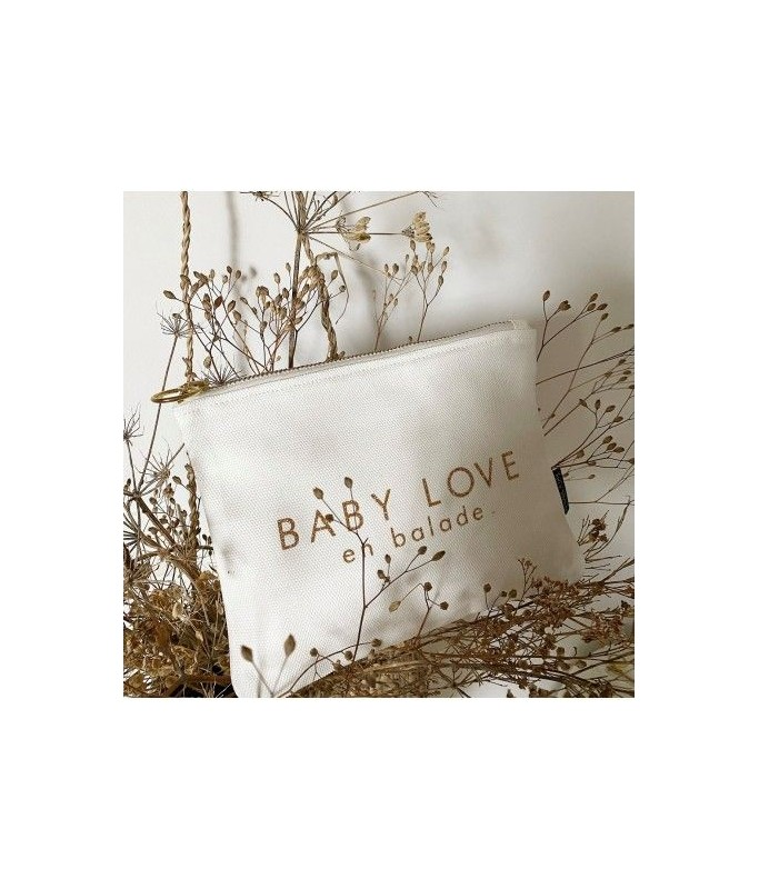 Trousse milk - baby Love en balade