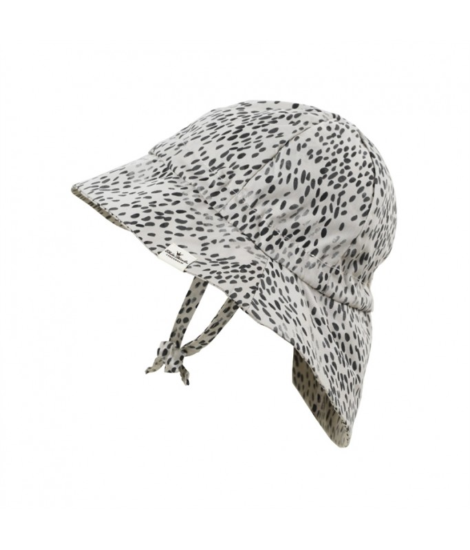 "Chapeau ""Dots of Fauna"" 0-6m"