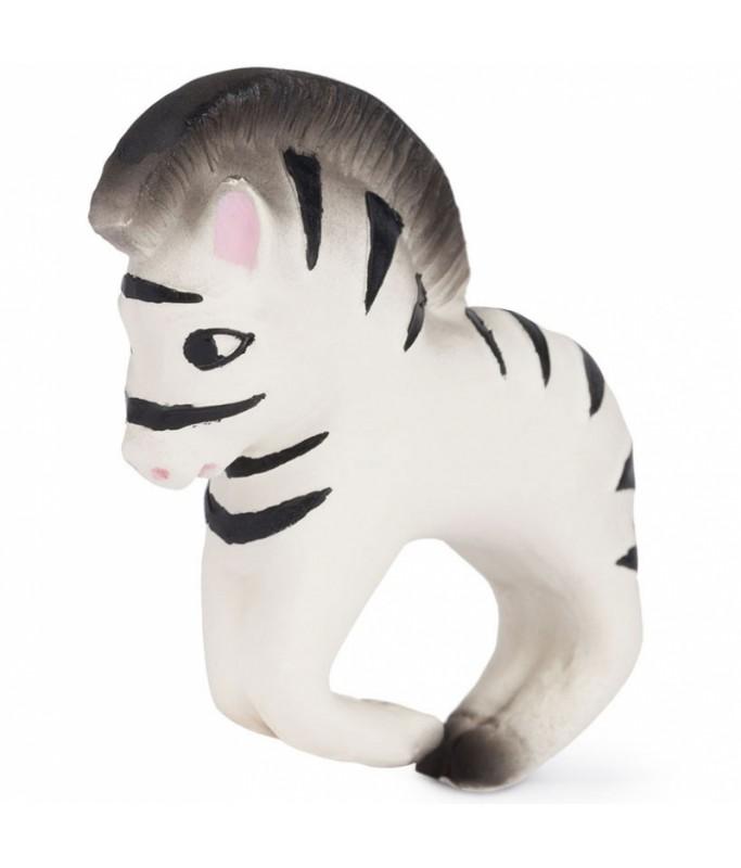 Bracelet - Anneaux de Dentition - Zebre