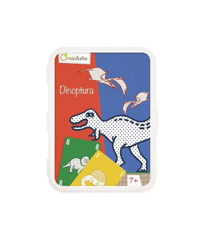Jeu de cartes - Dinoptura