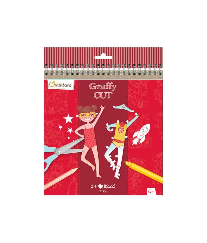 Graffy Cut - Poupées à habiller