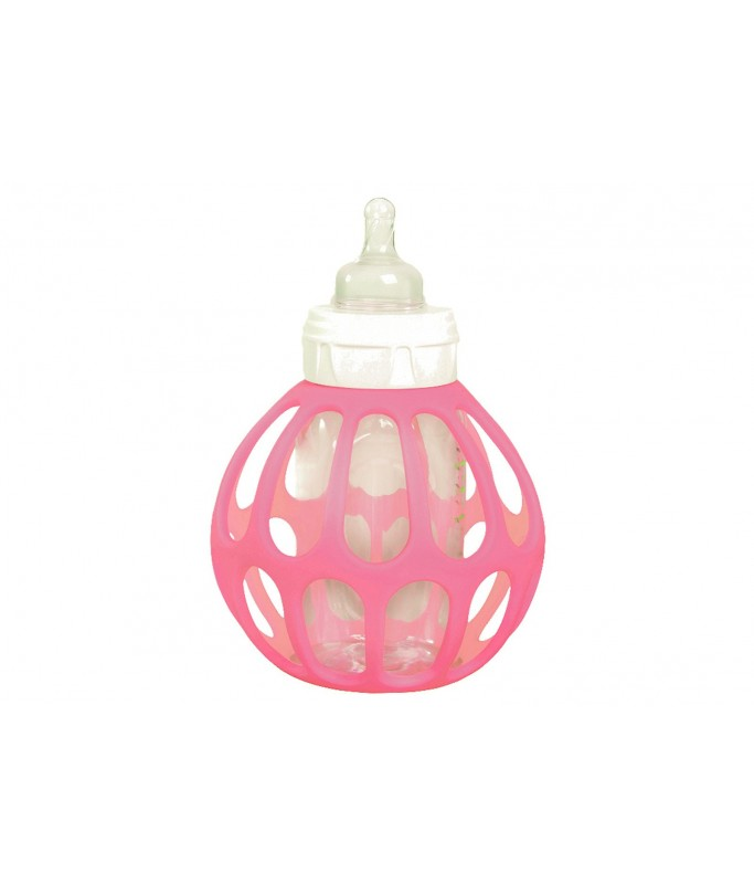 Porte biberon Bottle Ball Rose
