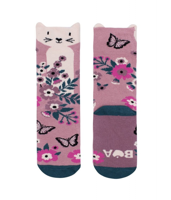 Chaussettes Chat - S