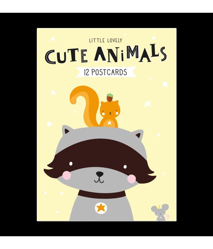 Cartes Cute Animals