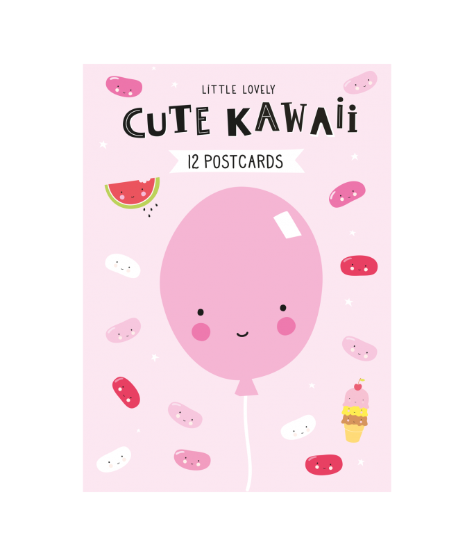 Cartes Cute Kawaï