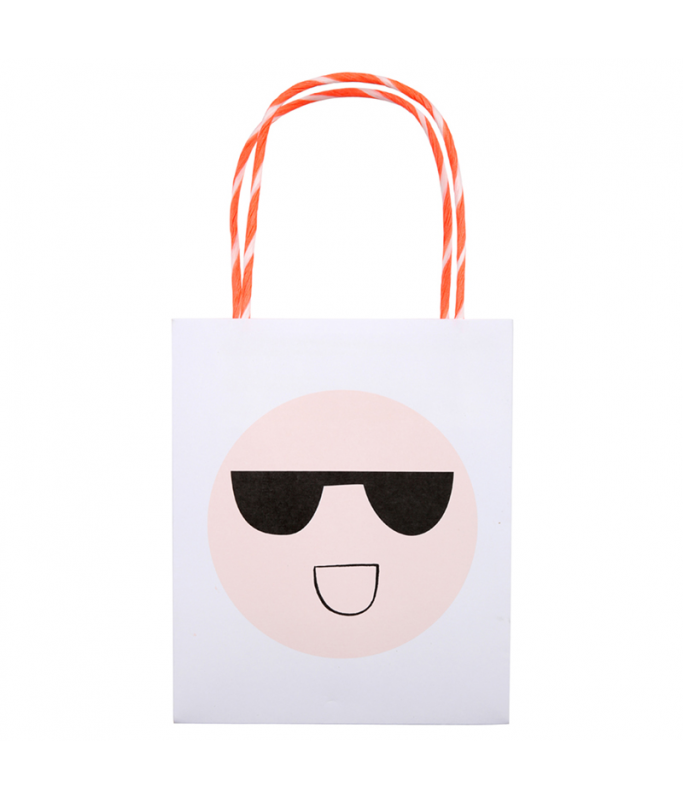 Sacs de fête Emoji