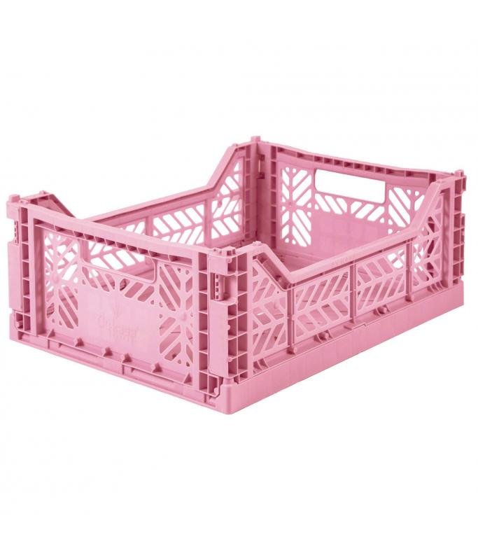 Casier de rangement - baby Pink