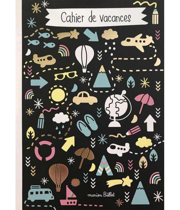 Petit cahier : cahier de vacances