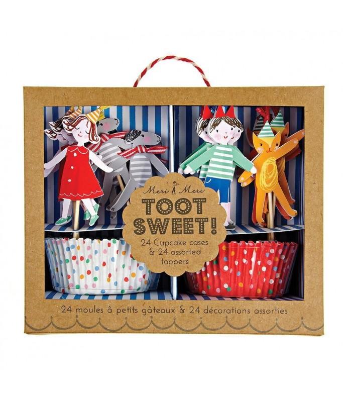Kit cupcake toot sweet