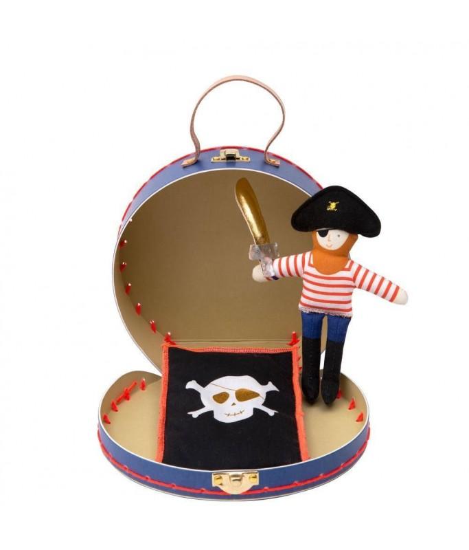 Mini-valise Maison de Pete le pirate
