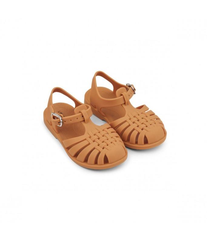 Sandales Moutarde - Pointure 25