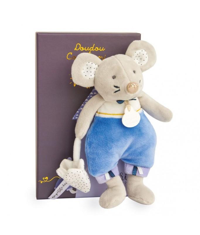 La petite souris est passée - Emile en pyjama