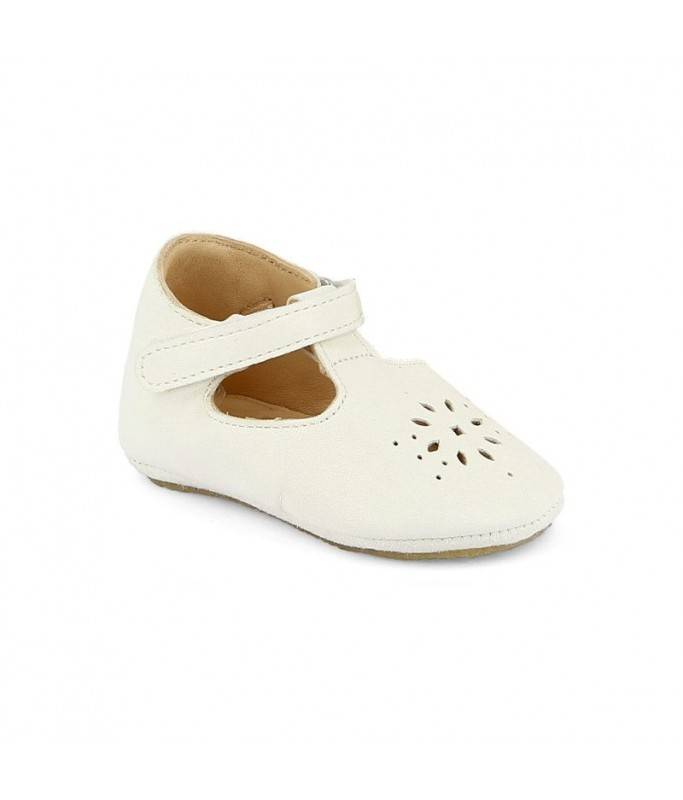 LILLOP - Chaussons blanc - Taille 21