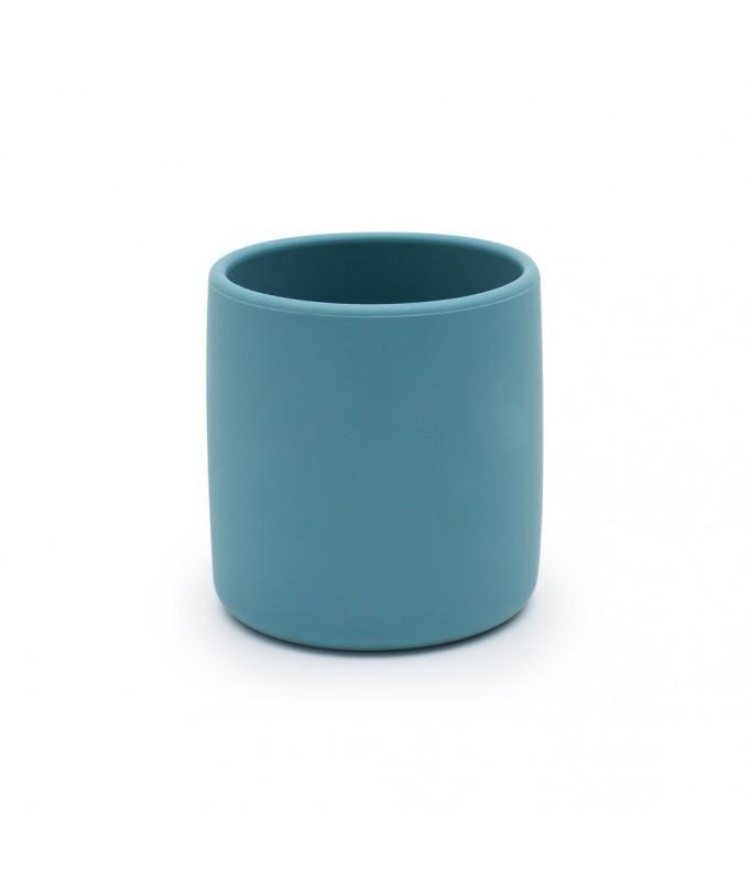 Gobelet silicone - Bleu