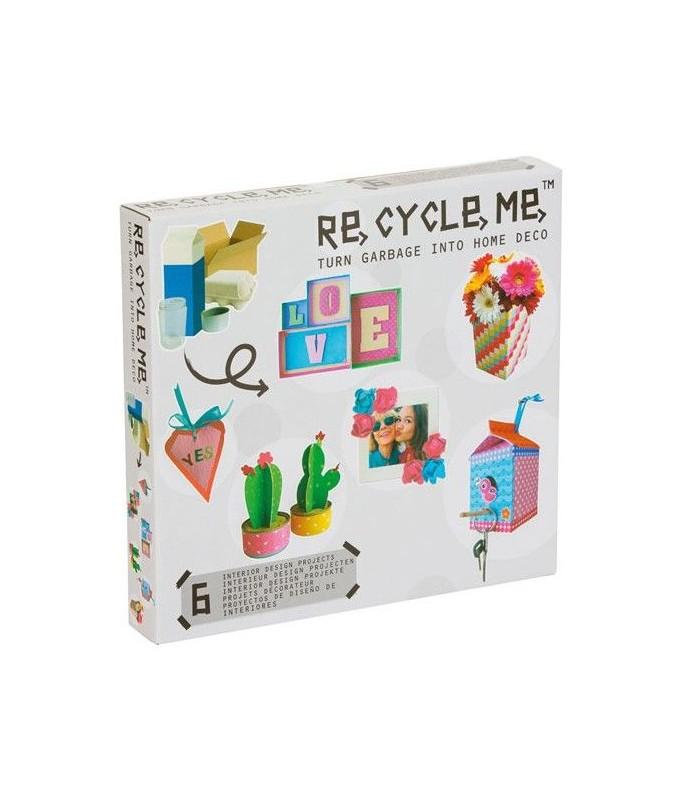 ReCycleMe Deco - Home Deco 1 30 x 5 x 32