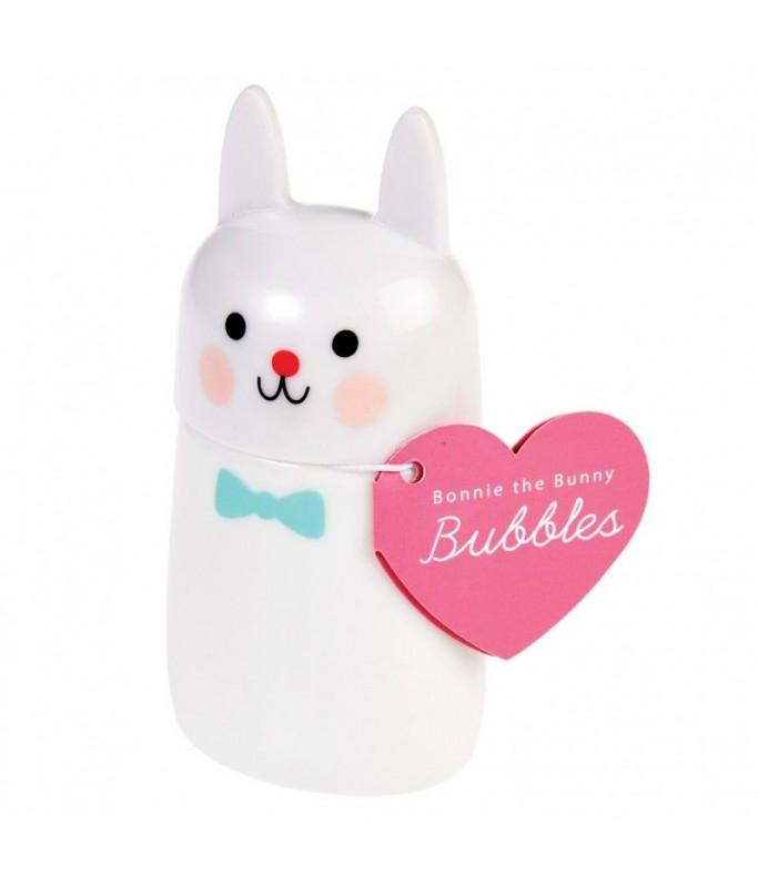 Jeu - Bulles de savon - Bonnie le lapin