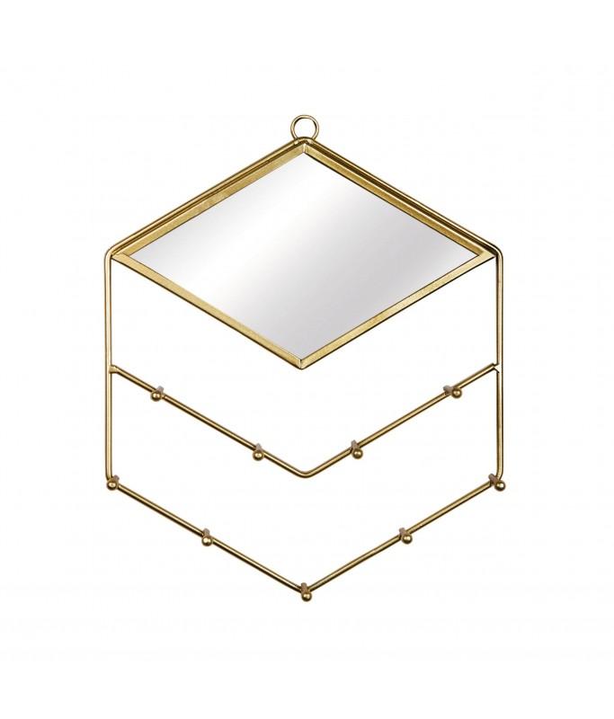 Miroir -Porte bijoux