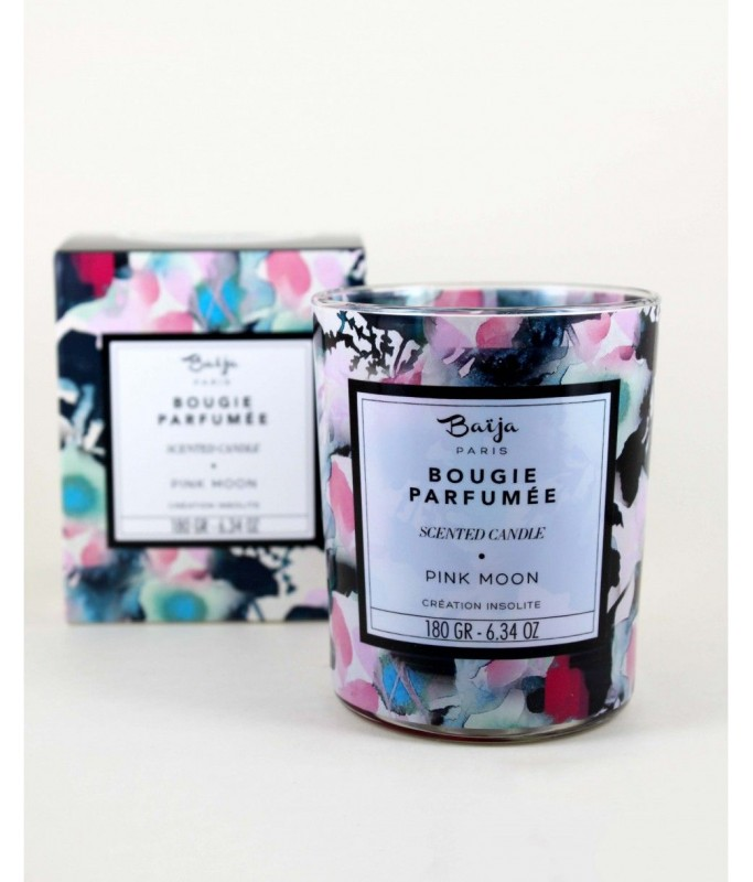 Pink Moon - Bougie parfumée