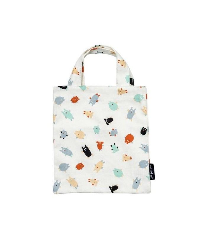 Mini tote bag Les Doudous