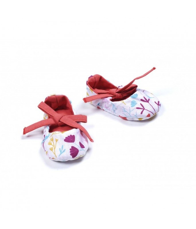 Chaussons ballerines exotic