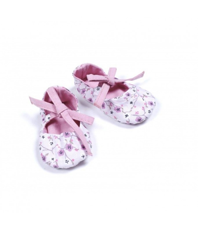 Chaussons ballerines liberty