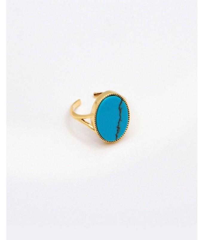 Bague Frida - Turquoise