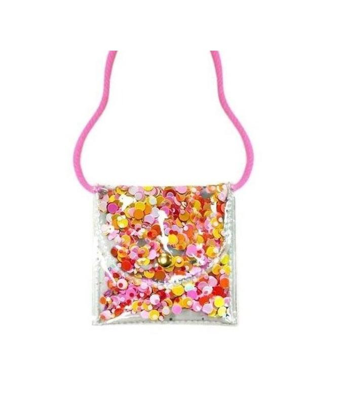 Mini-sac paillettes